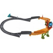 Set Trenulet Fisher Price Thomas And Friends Podul Rupt
