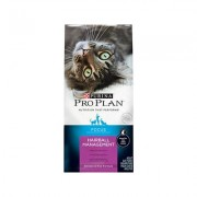 Purina Pro Plan Focus Adult Hairball Management Chicken & Rice Formula Dry Cat Food, 7-lb bag
