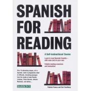 Spanish for Reading: A Self-Instructional Course