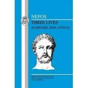 Three Lives by Cornelius Nepos