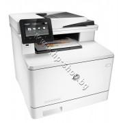 Принтер HP Color LaserJet Pro M477fdn mfp, p/n CF378A - HP цветен лазерен принтер, копир, скенер и факс