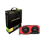 Palit GTX980 Scheda Video 4GB JetStream, Nero