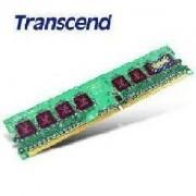 Mémoire Transcend JetRAM 2 Go DDR2 DIMM 240 broches - 800 MHz / PC2-6400 - CL6 - 1.7 - 1.9 V - mémoire sans tampon - NON ECC