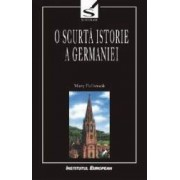 O Scurta Istorie A Germaniei - Mary Fulbrook