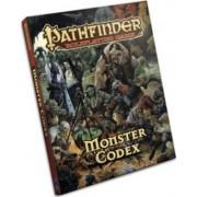 Pathfinder Roleplaying Game: Monster Codex: Monster Codex by Jason Bulmahn