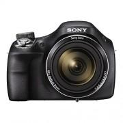 """Sony DSC-H400 - Cámara compacta de 20.1 Mp (pantalla de 3.0"""", zoom óptico 63x, estabilizador óptico), negro"""