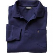 HENSON&HENSON Poloshirts, langarm