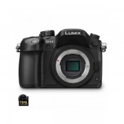 Aparat foto Mirrorless Panasonic Lumix DMC-GH4R 16 Mpx Black Body