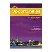 New Oportunities. Education for life. Upper-Intermediate. Student's Book