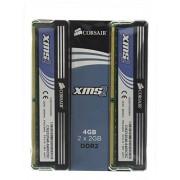 Corsair TWIN2X4096-6400C5C XMS2 Memoria per Desktop a Elevate Prestazioni da 4 GB (2x2 GB), DDR2, 800 MHz, CL5