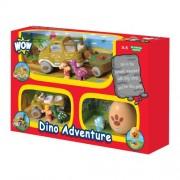 WOW Toys - Dino Adventure, coche de juguete (80023)