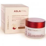 Crema intens hidratanta SPF 15 AslaVital