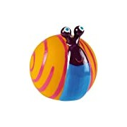 Oops Bath Toy Squirters in Cute Animal Friends/Bear and Snail (Set of 2)