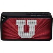 NCAA Utah Utes BX-100 Bluetooth Speaker Black