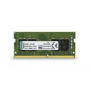 Kingston Value KVR21S15S8/8 S/O Memoria RAM da 8GB, DDR4, PC 2133, Nero/Verde