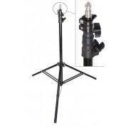 Statyw studyjny oświetleniowy ST-802 86-280cm, głowica 16mm + gwint 1/4