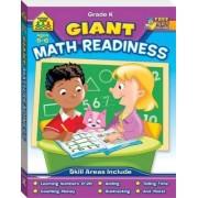 School Zone Giant Maths Readiness Workbook