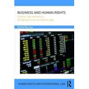 Business and Human Rights by Nadia Bernaz