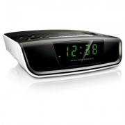 Philips - AJ3121 - Radio-réveil - Simple Alarme - Tuner analogique - Design