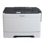 Printer, Lexmark CS417dn, Color, Laser, Duplex, Lan (28DC070)