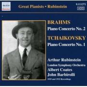 Brahms/Tchaikovsky - Piano Concertos (0747313327126) (1 CD)