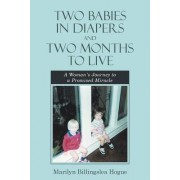 Two Babies in Diapers and Two Months to Live: A Woman's Journey to a Promised Miracle
