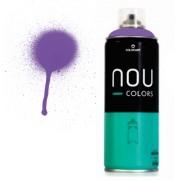 Spray Nou Colors 400ml Violeta