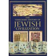 The Timechart History of Jewish Civilization by Chartwell Books