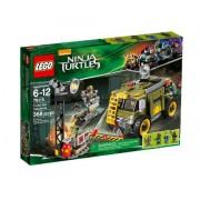 LEGO Ninja Turtles Turtle Van Takedown Building Set (79115)
