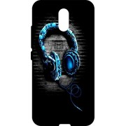 Go Hooked Lenovo Zuk Z1 Printed Soft Silicone Mobile Back Cover