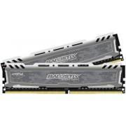 Memorii Crucial Ballistix Sport LT DDR4, 2x8GB, 2400 MHz, CL16