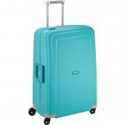 Samsonite S'Cure Spinner 75 cm Aqua Blue