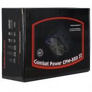 Inter-Tech CPM 550W II 500W ATX Nero
