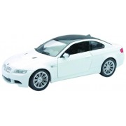 Newray 71056 - BMW M3 Coupe, Scala 1:24, Die Cast, Bianco