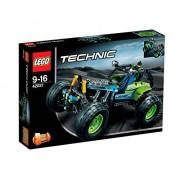 LEGO Technic - 42037 - Jeu De Construction - Le Bolide Tout -terrain