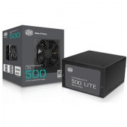 Cooler Master MasterWatt Lite 230V (ERP 2013) 500W Power Supply SMPS