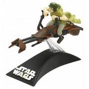 Titanium Series Star Wars 3 Inch Vehicle Leia's Speeder Bike