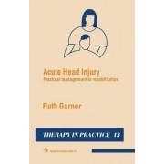 Acute Head Injury by Ruth Garner