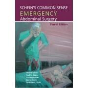 Schein's Common Sense Emergency Abdominal Surgery by Moshe Schein