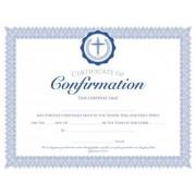 Certificate - Confirmation - Eph 2: 8 (NIV)