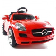 Electric Battery Operated Ride On Car Toy MERCEDES SLS AMG KIDS CAR