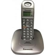 Panasonic KX-TG3611 SXM Digital Cordless Phone (Metallic)