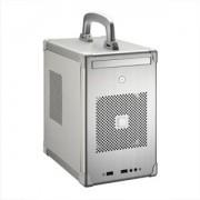 Carcasa Lian Li PC-TU100A Mini-ITX Cube Silver