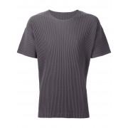 Issey Miyake плиссированная футболка Homme Plissé Issey Miyake