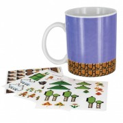 Super Mario Bros. mok 'build a mug' Nintendo
