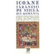 50 lei Icoane taranesti pe sticla din Romania ro+eng L1