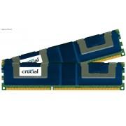 Crucial 32GB kit (2x16GB) 1866MHz DDR RDIMM Desktop Memory