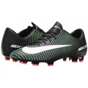 Nike Mercurial Victory VI FG BlackWhiteElectric GreenParamount Blue