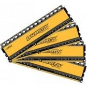 Crucial 32 GB DDR3-RAM - 1600MHz - (BLT4CP8G3D1608DT1TX0BEU) Crucial Ballistix Tactical CL8