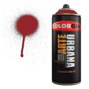 Spray Colorgin Arte Urbana 400ml - Vermelho Ferrari